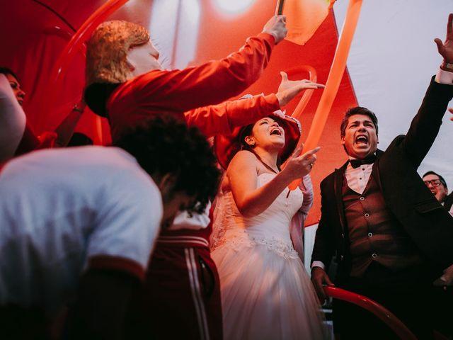 El matrimonio de Eduardo y Fiorella en Santiago de Surco, Lima 88
