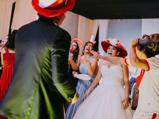 El matrimonio de Eduardo y Fiorella en Santiago de Surco, Lima 92