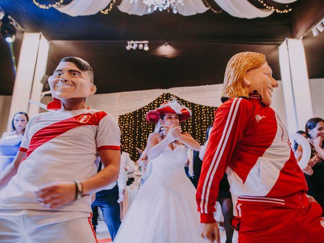 El matrimonio de Eduardo y Fiorella en Santiago de Surco, Lima 98