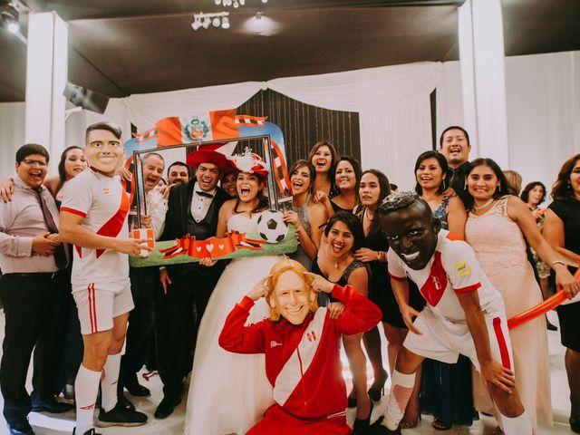 El matrimonio de Eduardo y Fiorella en Santiago de Surco, Lima 99