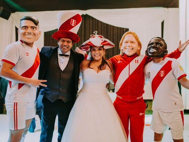 El matrimonio de Eduardo y Fiorella en Santiago de Surco, Lima 101