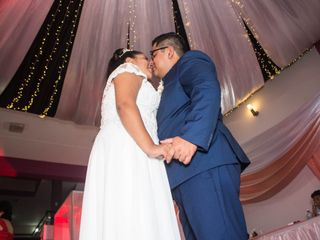 El matrimonio de Ana Cristina y Carlos Jefferson 2