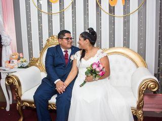 El matrimonio de Ana Cristina y Carlos Jefferson 3