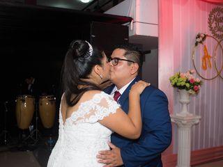 El matrimonio de Ana Cristina y Carlos Jefferson