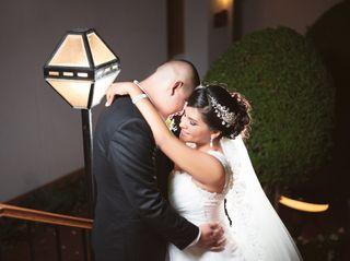 El matrimonio de Wendy y Luis Miguel 1
