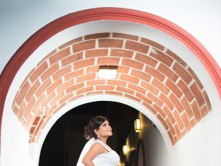 El matrimonio de Wendy y Luis Miguel 3