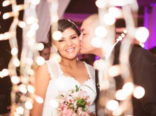 El matrimonio de Wendy y Luis Miguel
