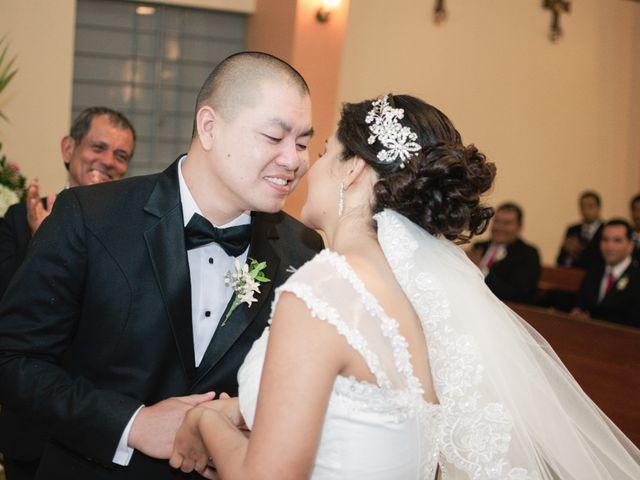 El matrimonio de Luis Miguel y Wendy en Ica, Ica 12