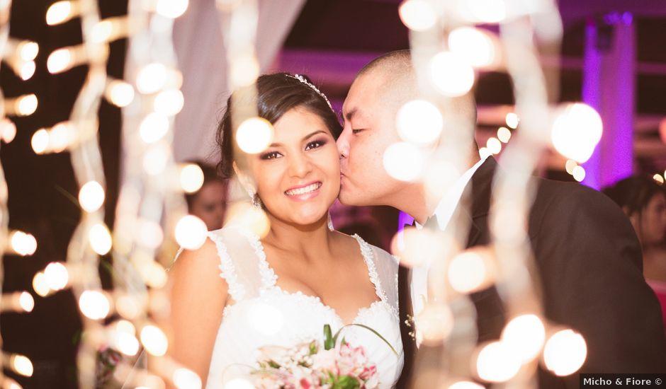 El matrimonio de Luis Miguel y Wendy en Ica, Ica