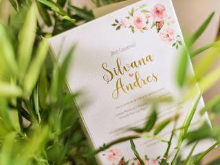 El matrimonio de Silvana y Andres 2