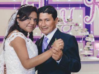 El matrimonio de Jhoana y Reymundo