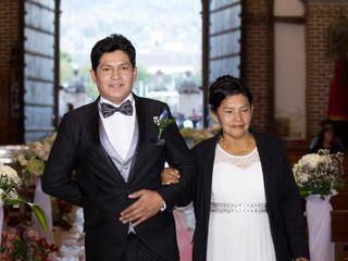 El matrimonio de Flor y Edison 1