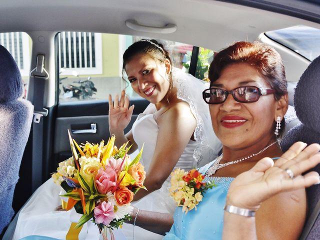El matrimonio de Mark y Magaly en Iquitos, Loreto 10