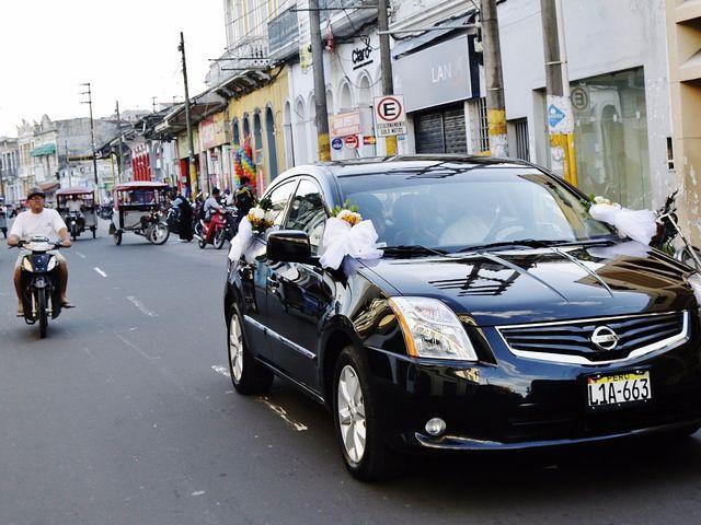 El matrimonio de Mark y Magaly en Iquitos, Loreto 11