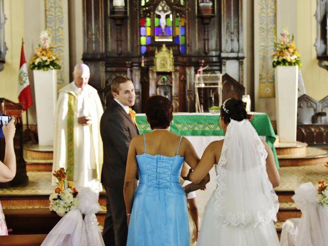El matrimonio de Mark y Magaly en Iquitos, Loreto 13