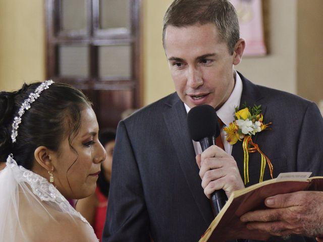 El matrimonio de Mark y Magaly en Iquitos, Loreto 15