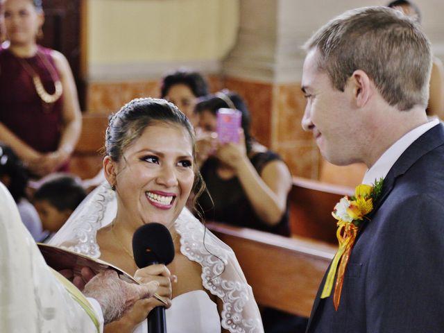 El matrimonio de Mark y Magaly en Iquitos, Loreto 16