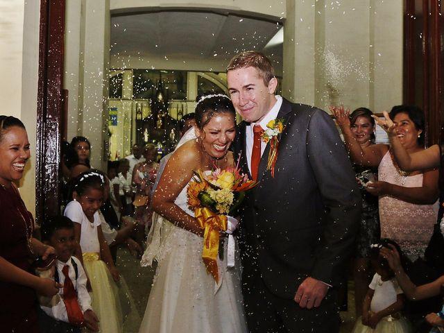 El matrimonio de Mark y Magaly en Iquitos, Loreto 18