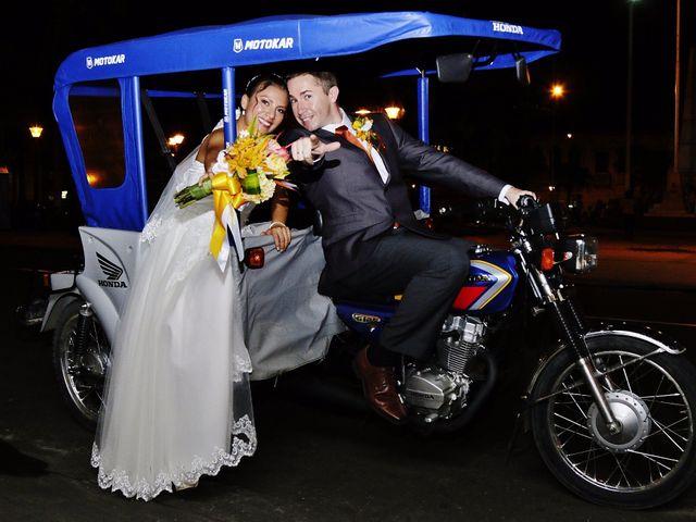 El matrimonio de Mark y Magaly en Iquitos, Loreto 20