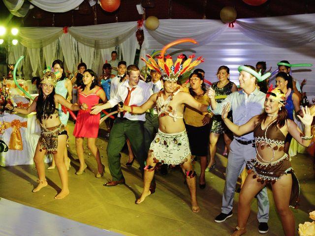 El matrimonio de Mark y Magaly en Iquitos, Loreto 23