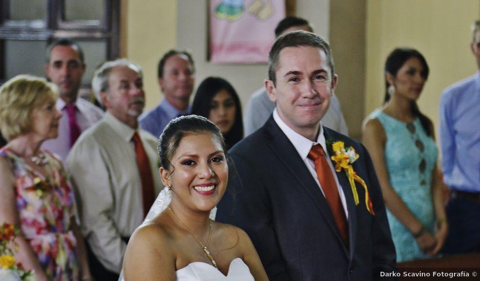El matrimonio de Mark y Magaly en Iquitos, Loreto