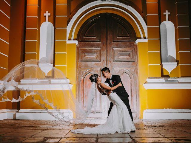 El matrimonio de Mayra y Diego
