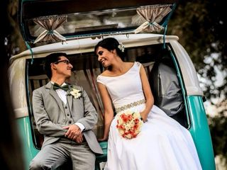 El matrimonio de Leonel y Karen
