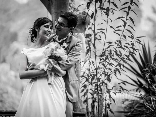El matrimonio de Karen y Leonel en Lurigancho-Chosica, Lima 1