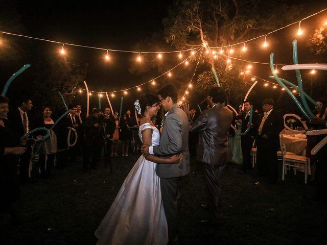 El matrimonio de Karen y Leonel en Lurigancho-Chosica, Lima 40