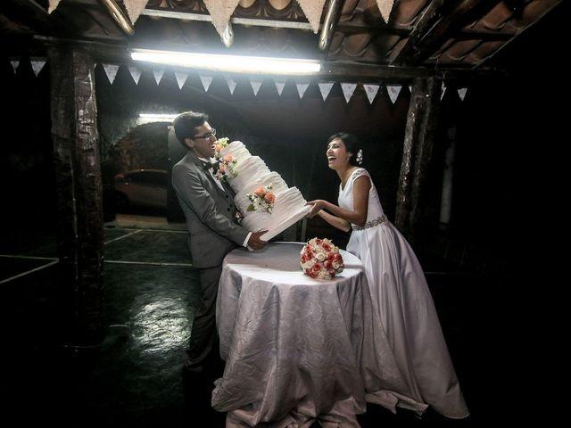 El matrimonio de Karen y Leonel en Lurigancho-Chosica, Lima 41