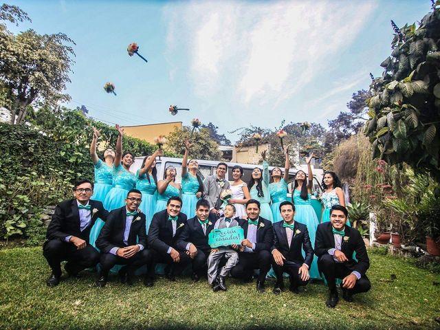 El matrimonio de Karen y Leonel en Lurigancho-Chosica, Lima 23