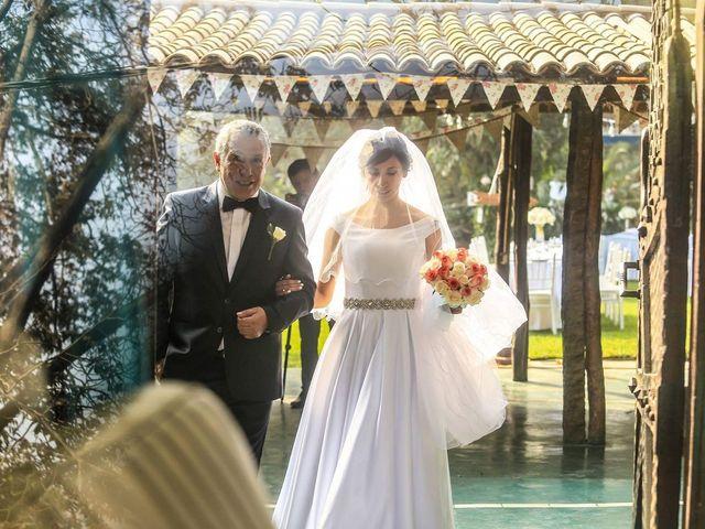 El matrimonio de Karen y Leonel en Lurigancho-Chosica, Lima 16