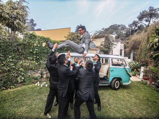 El matrimonio de Karen y Leonel en Lurigancho-Chosica, Lima 27