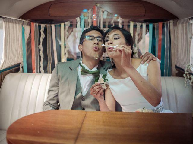 El matrimonio de Karen y Leonel en Lurigancho-Chosica, Lima 30