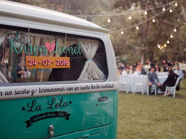 El matrimonio de Karen y Leonel en Lurigancho-Chosica, Lima 38