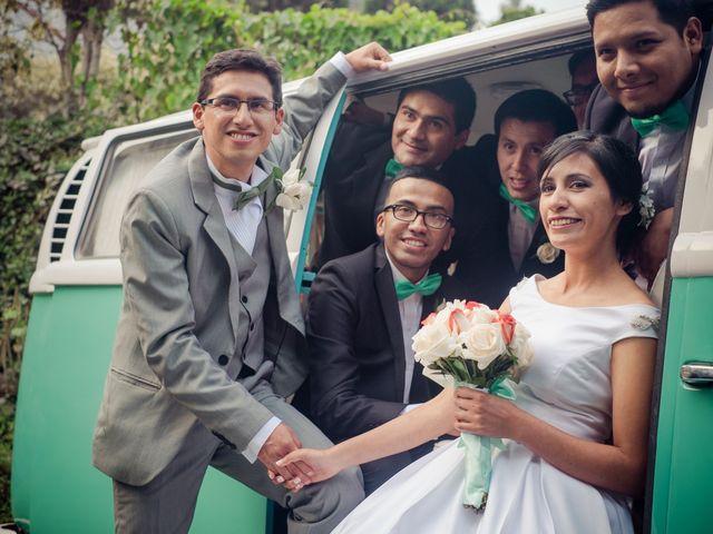 El matrimonio de Karen y Leonel en Lurigancho-Chosica, Lima 25