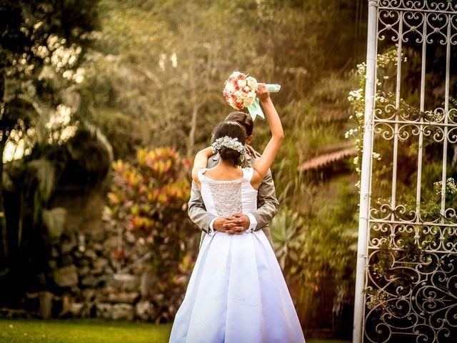 El matrimonio de Karen y Leonel en Lurigancho-Chosica, Lima 36
