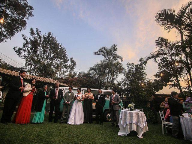 El matrimonio de Karen y Leonel en Lurigancho-Chosica, Lima 39