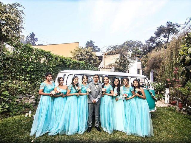 El matrimonio de Karen y Leonel en Lurigancho-Chosica, Lima 24