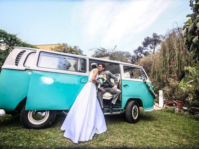 El matrimonio de Karen y Leonel en Lurigancho-Chosica, Lima 31