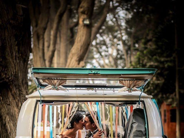El matrimonio de Karen y Leonel en Lurigancho-Chosica, Lima 32