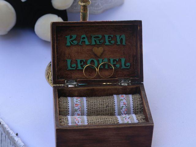 El matrimonio de Karen y Leonel en Lurigancho-Chosica, Lima 11