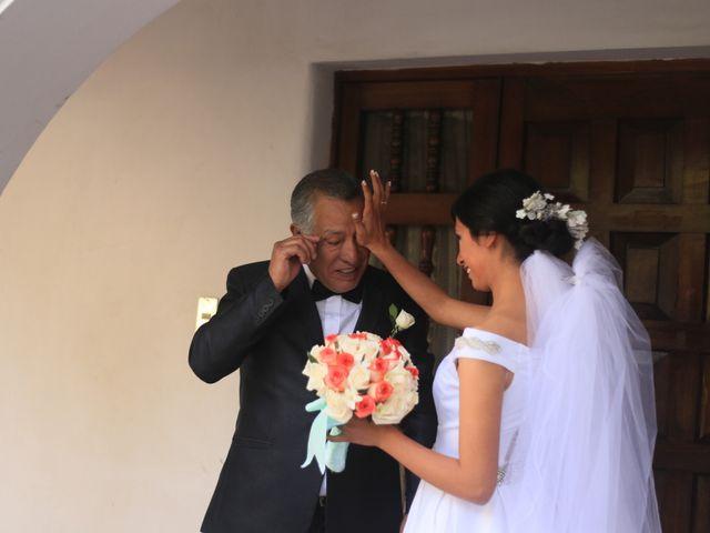 El matrimonio de Karen y Leonel en Lurigancho-Chosica, Lima 15