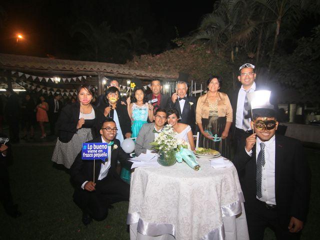 El matrimonio de Karen y Leonel en Lurigancho-Chosica, Lima 44