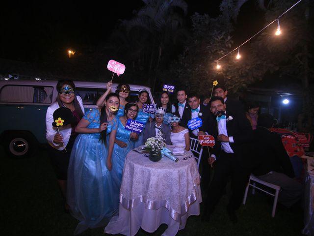 El matrimonio de Karen y Leonel en Lurigancho-Chosica, Lima 45