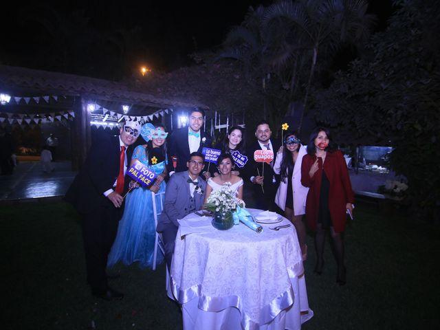 El matrimonio de Karen y Leonel en Lurigancho-Chosica, Lima 46