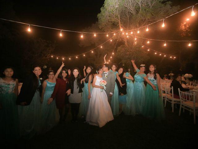 El matrimonio de Karen y Leonel en Lurigancho-Chosica, Lima 47