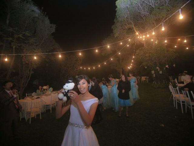 El matrimonio de Karen y Leonel en Lurigancho-Chosica, Lima 48