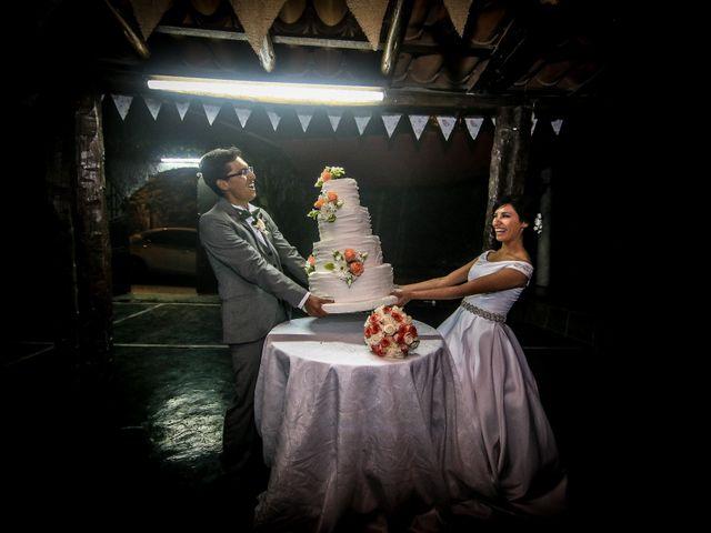 El matrimonio de Karen y Leonel en Lurigancho-Chosica, Lima 50