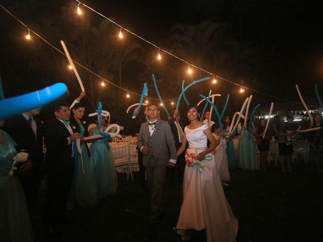El matrimonio de Karen y Leonel en Lurigancho-Chosica, Lima 53